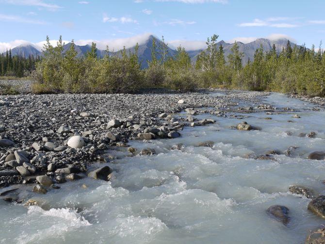 blog river